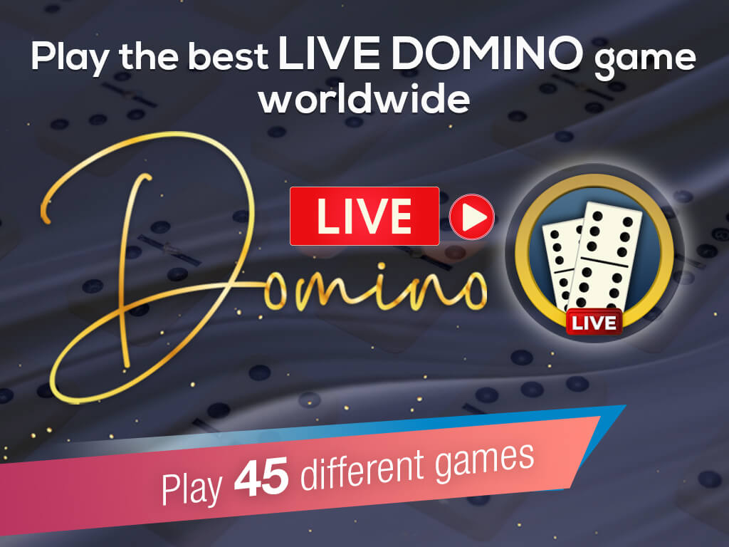 Play Live Domioes